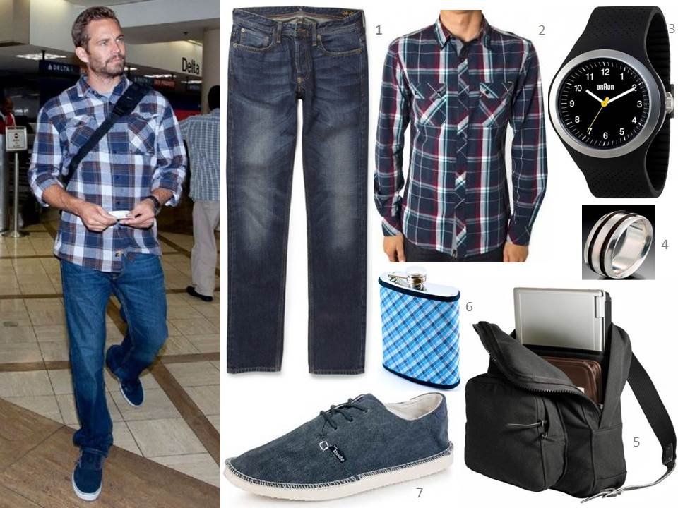 Paul Walker wearable device