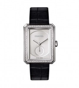 Chanel boyfriend watch