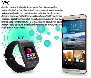 smart phone watch