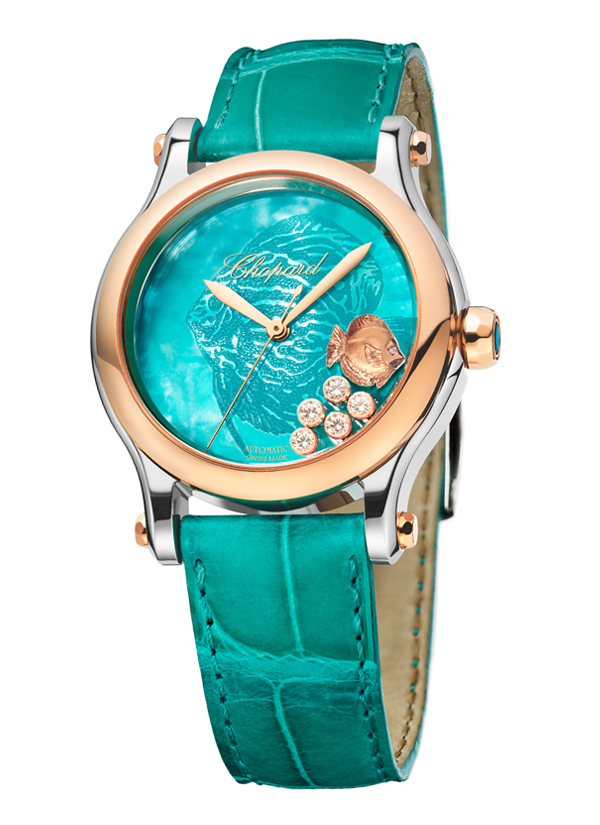 Happy Fish watch of Chopard