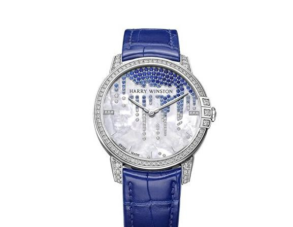 Harry Winston luxury watch