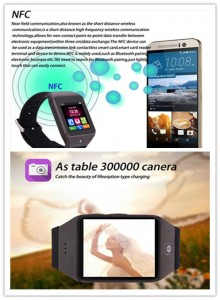 function of smart watch