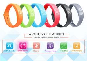 W5 pedometer smart watch