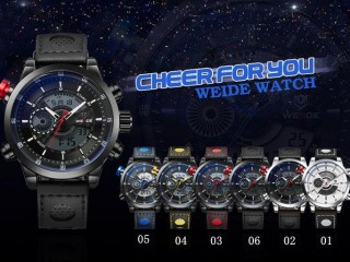 WEIDE 3401 Wrist Watch