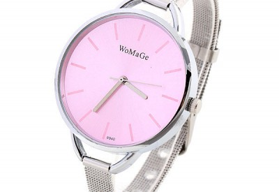 WOMAGE fashion quartz watch