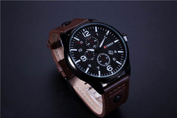 CURREN 8164 men watch