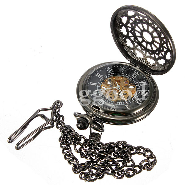 Vintage web pocket watch