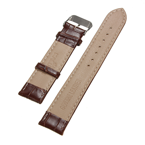 men leather watch band