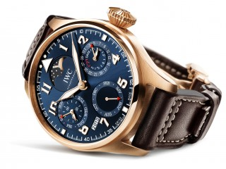 IWC Big Pilots Watch Perpetual Calendar Edition The Little Prince