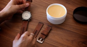 womens leather watches