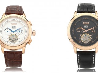 JARAGAR Men Wrist Watch
