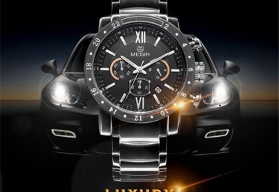 MEGIR 3008G Quartz Watch