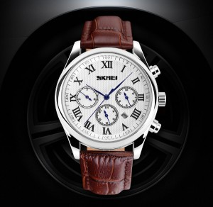 Leather-band-watches
