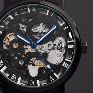 Men Retro Mechanical Watch