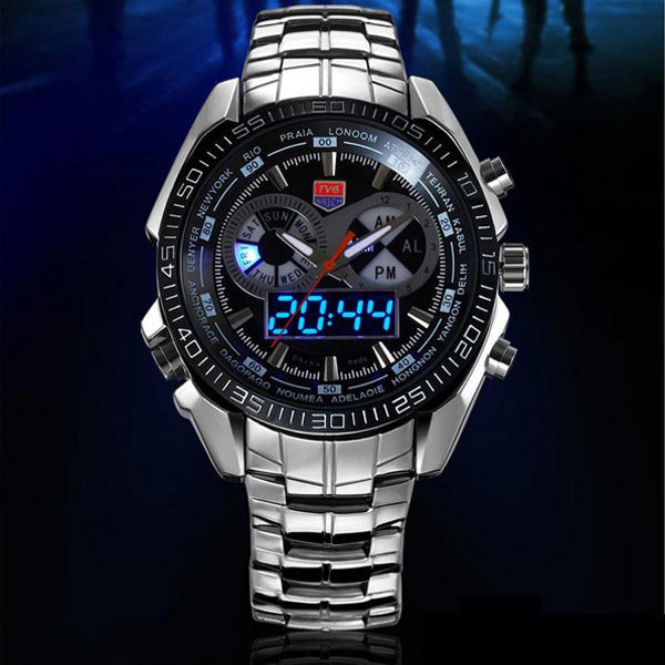 led display watches
