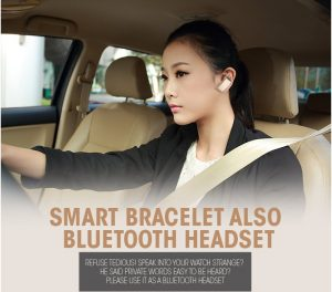 bluetooth headset smartwatch