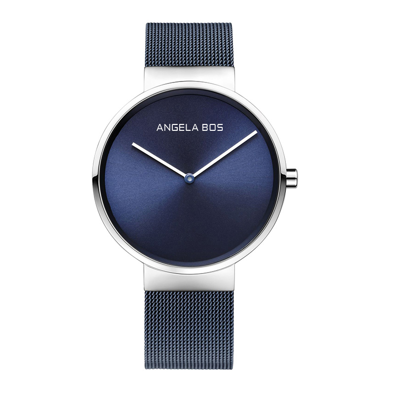 ANGELA BOS Ultrathin Watch