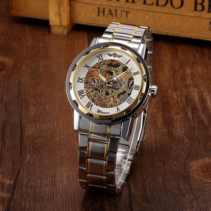 Hand Wind Mechanical Watch