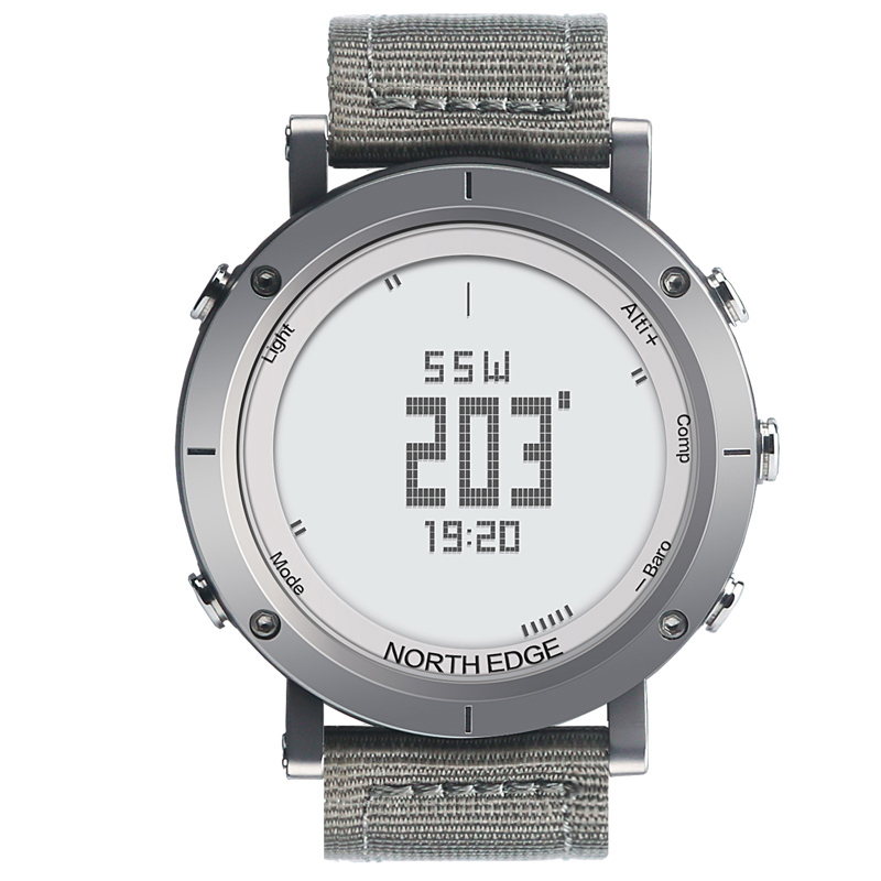 altimeter watch