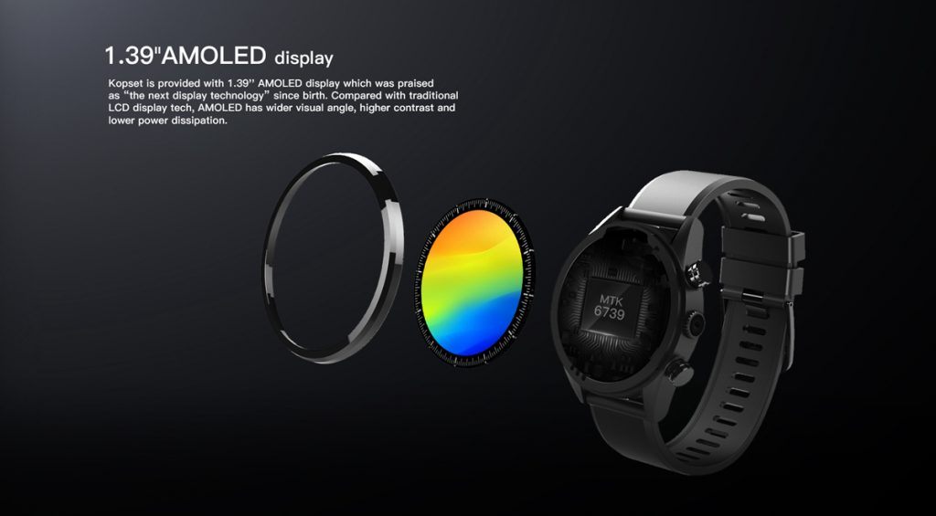 Kospet Hope Watch Phone